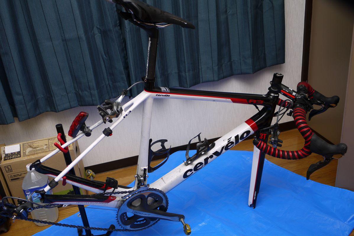 BRM1006の反省と自転車メンテ