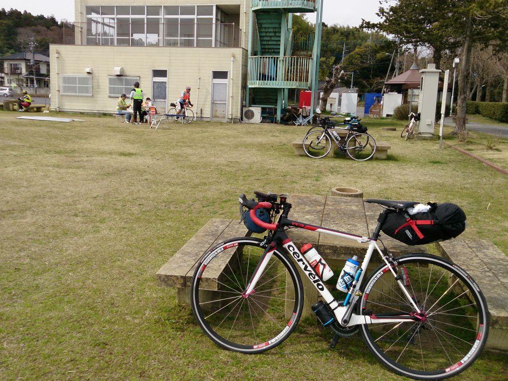 BRM323埼玉300kmアタック霞ヶ浦北浦涸沼は気合いでクランクを回した