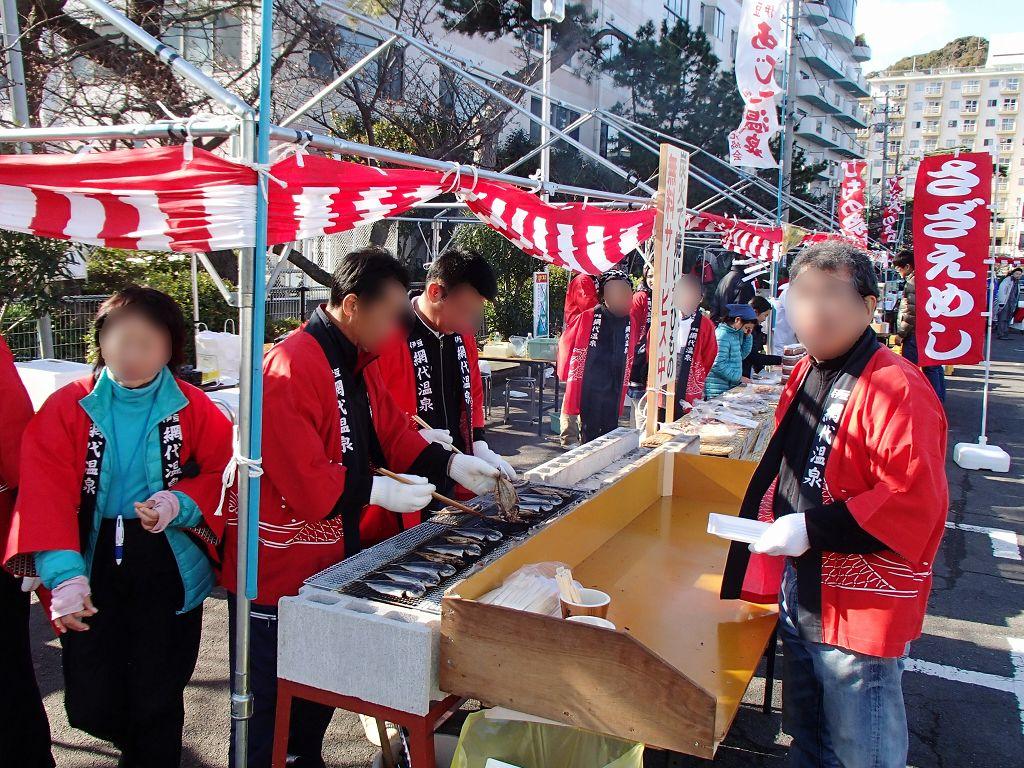 2014 BRM112逗子200 念願のあじろ干物祭り