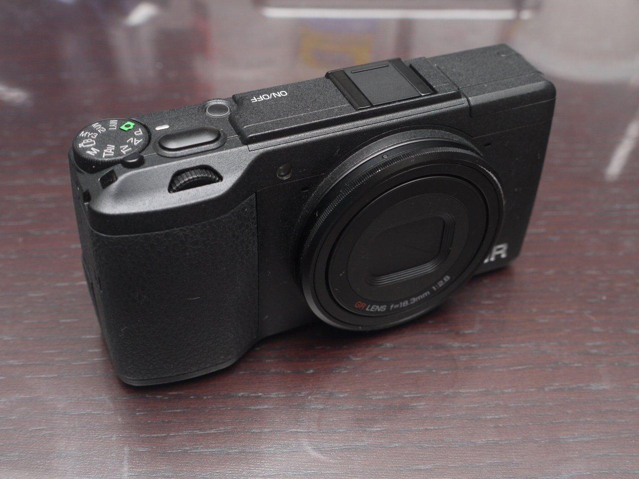 リコー GR IIをメインカメラにして半年使ってみた