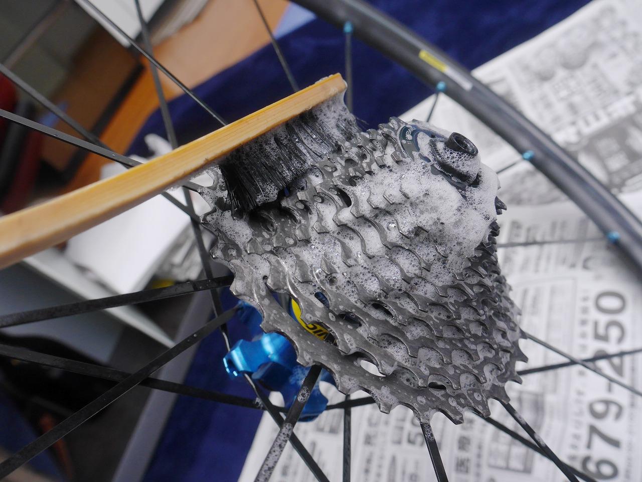 自転車 フリー ホイール